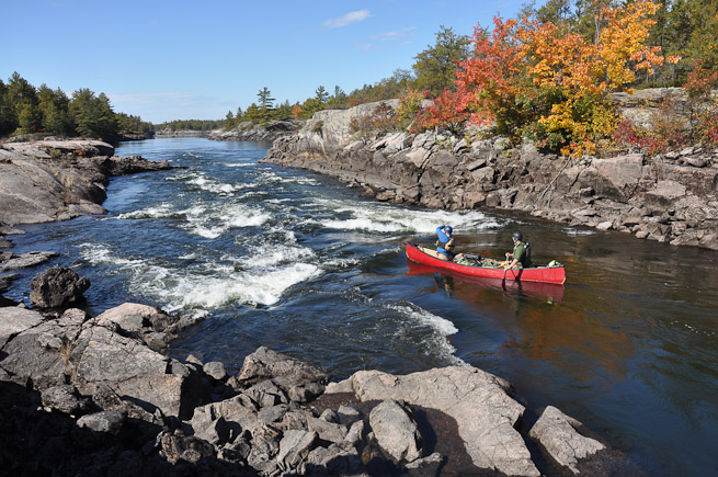 voyageur-channel-french-river